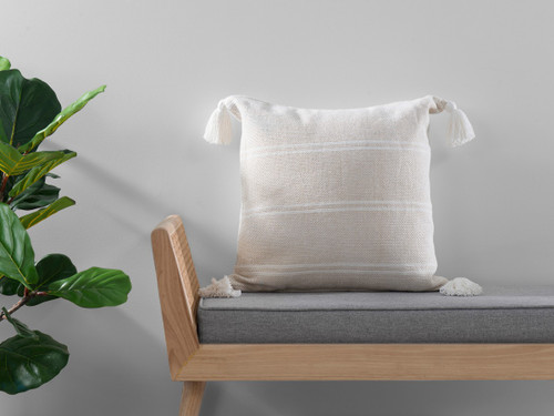 Carbo Cushion Cover - Square - Beige