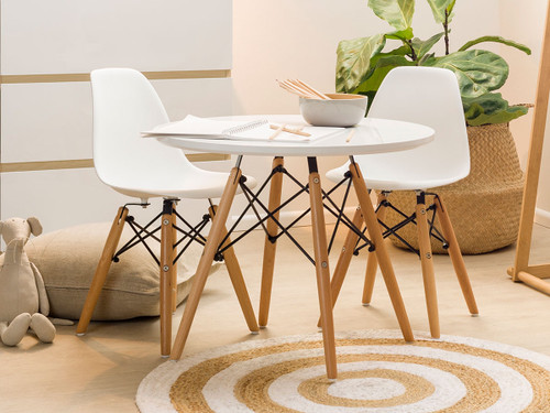 Belle Kids Table & Chairs Package
