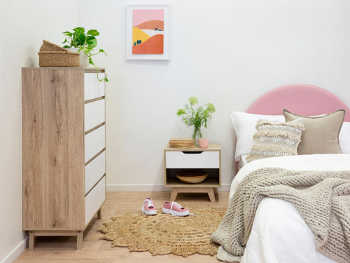 Kids Bedroom Single Package