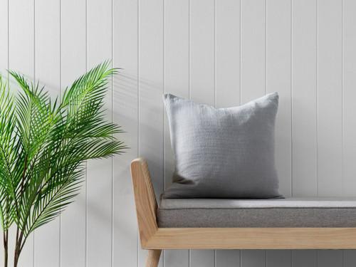 Ava Cushion Cover - Charcoal