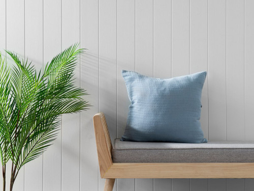 Ava Cushion Cover - Bay Blue