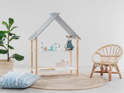 Kids House Shelf