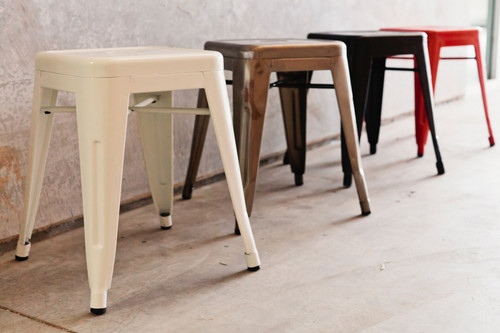 Industrial Stool - Small