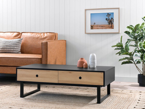 Parker Coffee Table - Black