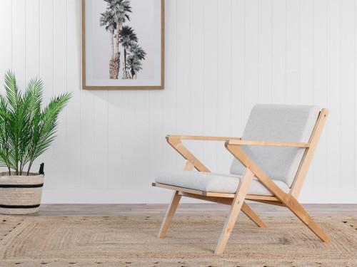 Armadale Chair - Oatmeal