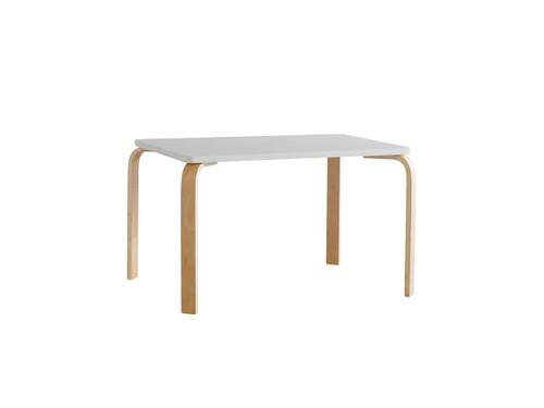Hudson Mini Table - White/ Natural