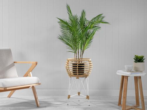 Honolulu Plant Stand - Large - White