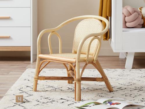 Grace Kids Rattan Chair