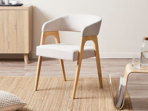 Livi Occasional Chair - Oatmeal