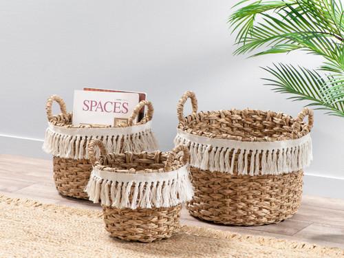 Kalea Baskets - Set of 3