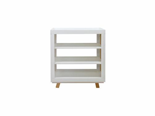 Aspen Change Table - White/Natural