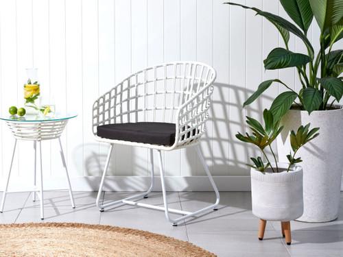 Honolulu Occasional Chair - White