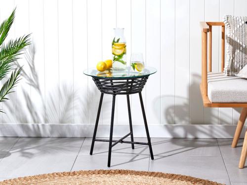 Honolulu Side Table - Black