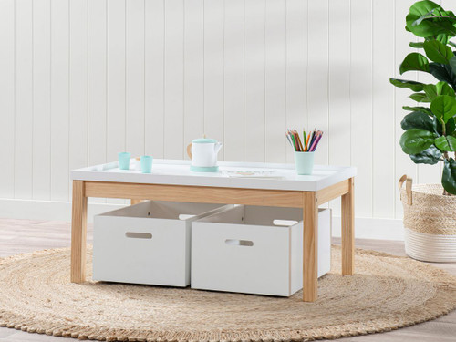 Noah Play Table & Boxes Package