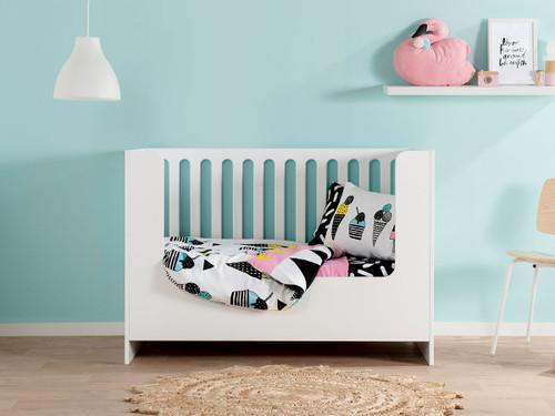 Amalfi Cot Toddler Bed Conversion