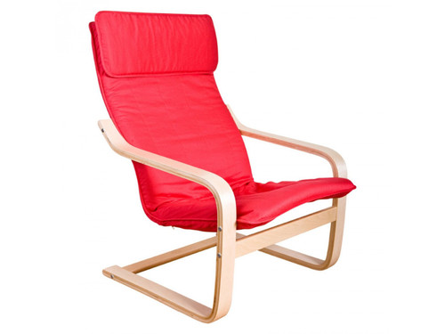 Asta Adult Chair Cover - Red