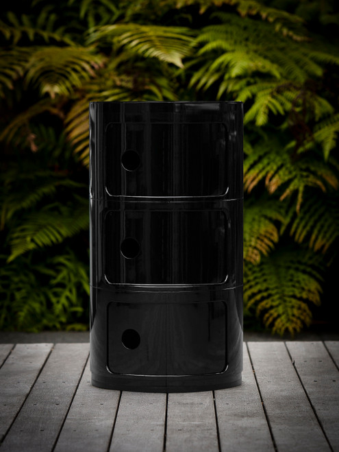 Mocka Post Box 3 - Black