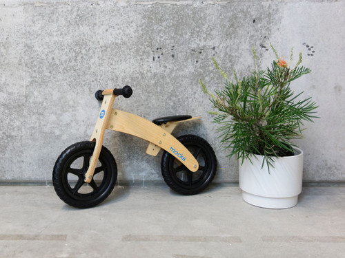 Rookie Balance Bike - Black