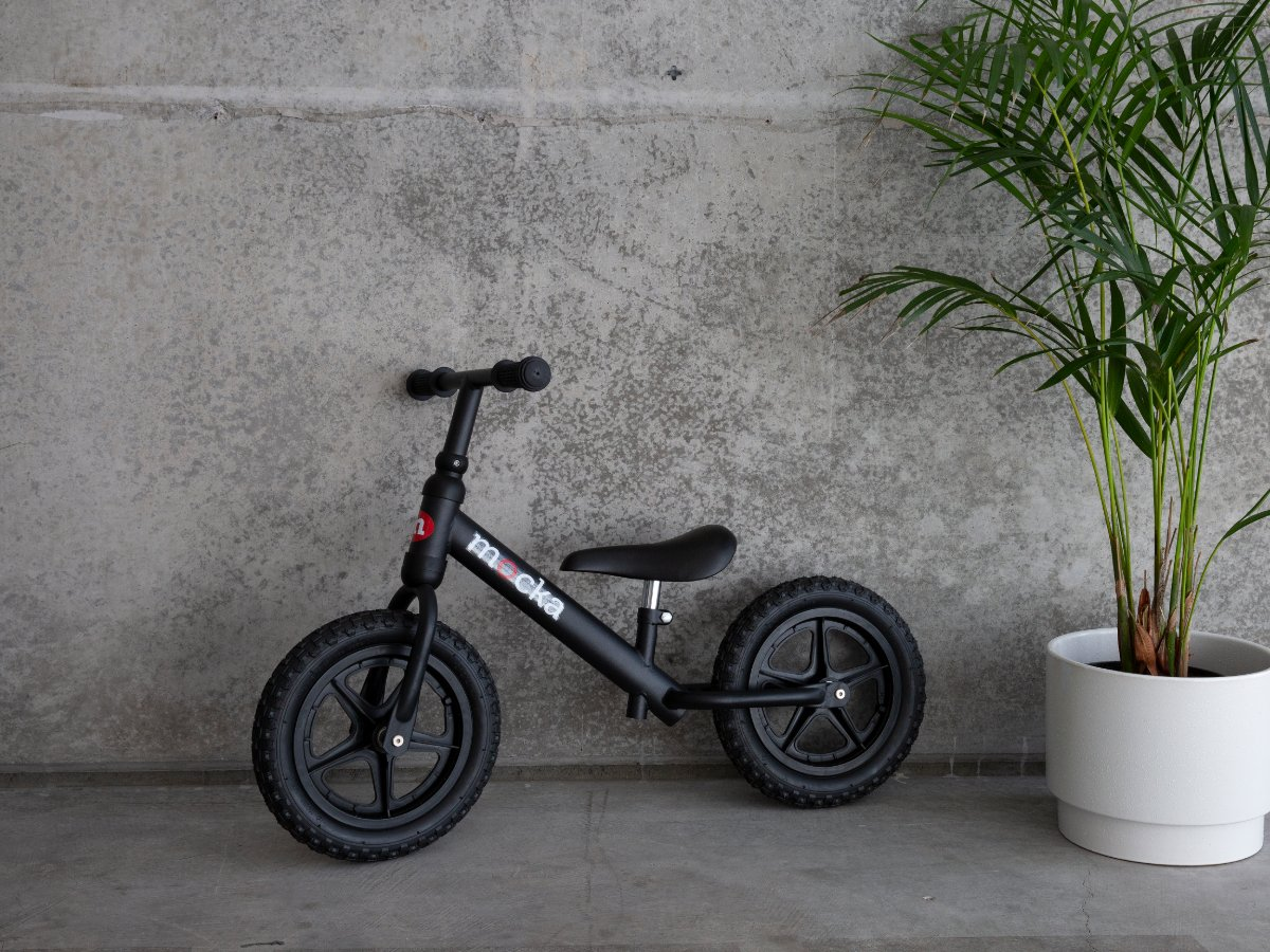 Mocka Rocket Bike - Black