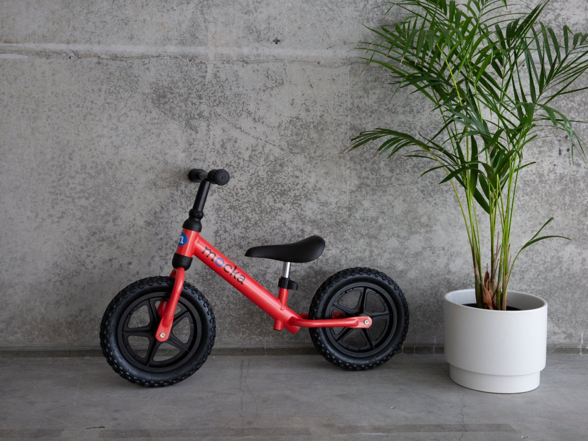 Mocka Rocket Bike - Watermelon Red