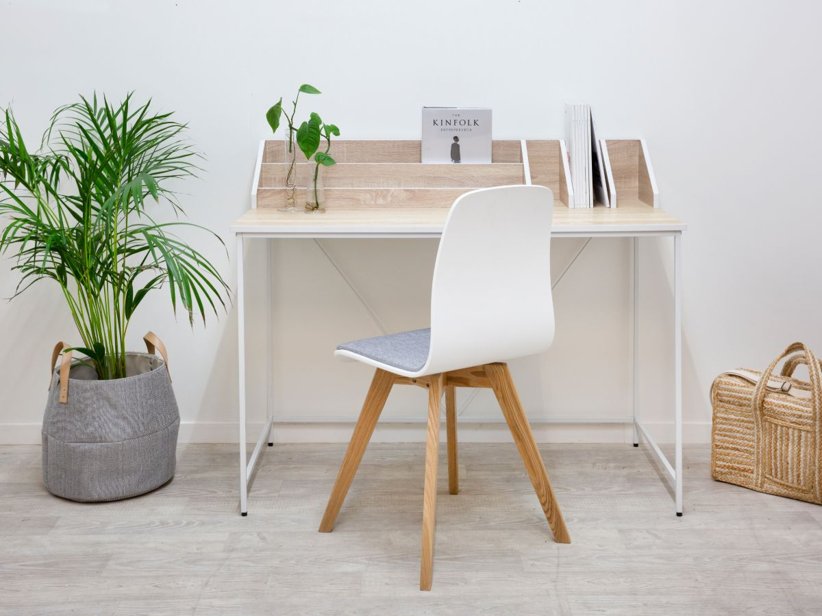 Kenny Desk - White