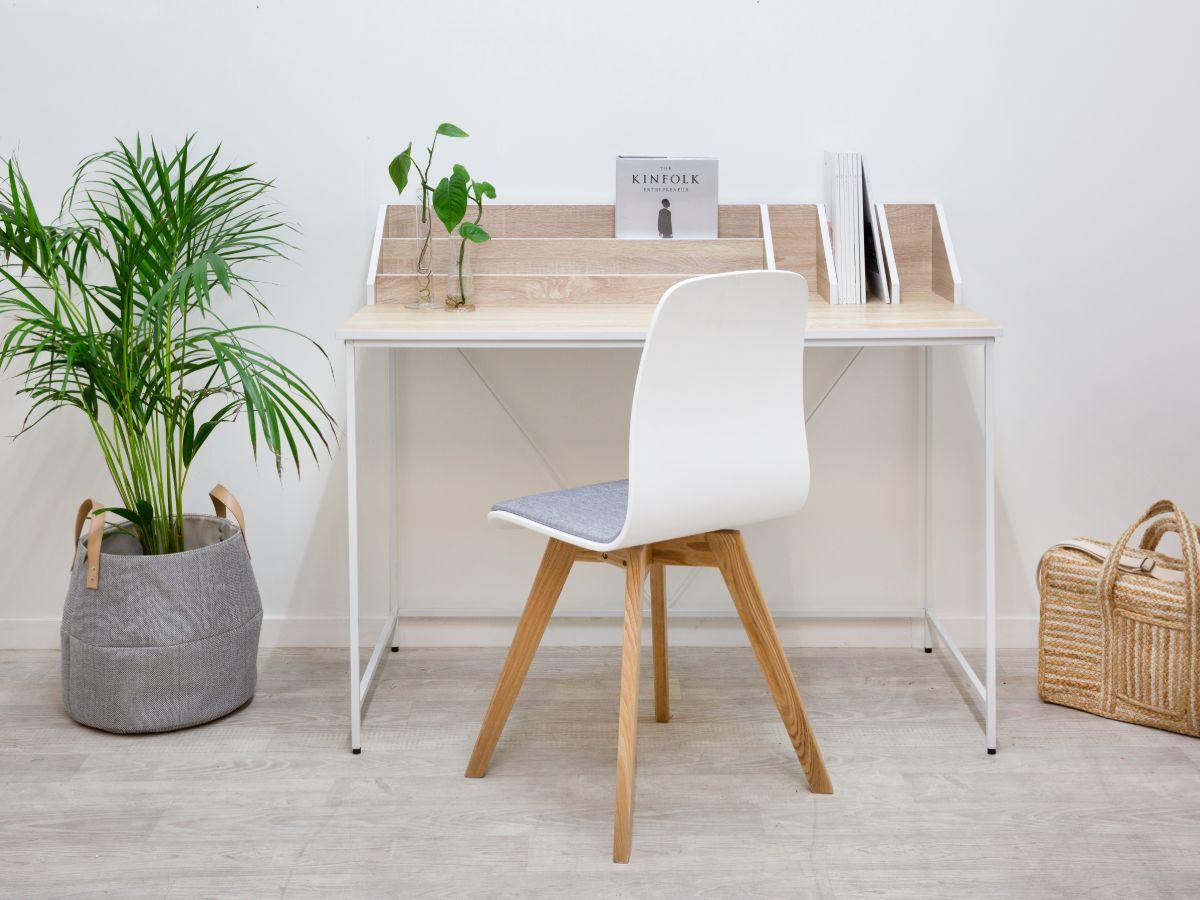 Kenny Desk - White