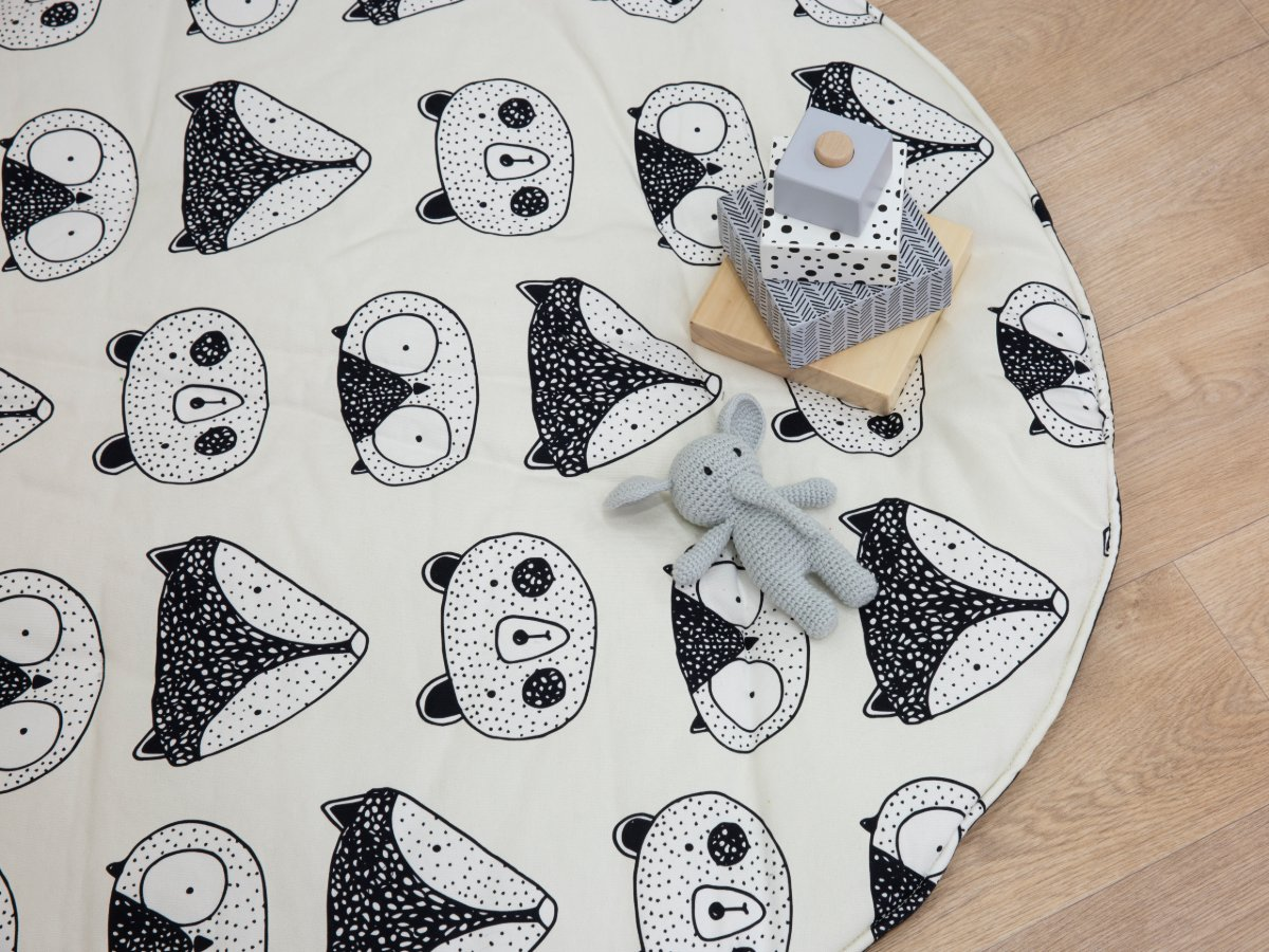 Mocka Play Mat - Animals
