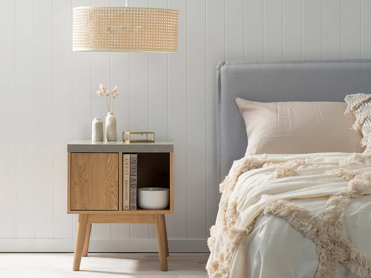 Nava Bedside Table