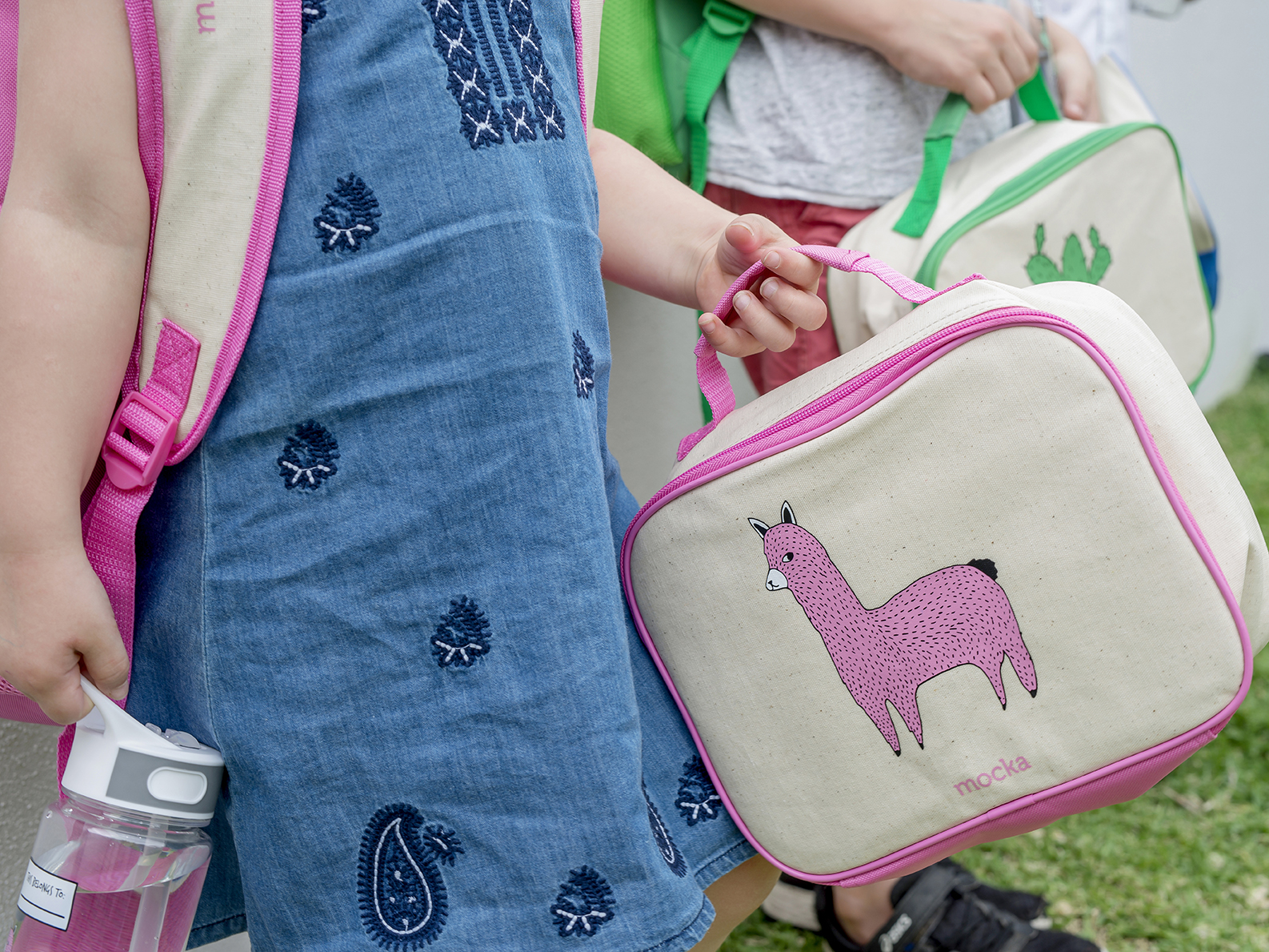 Kids Lunch Box - Llama