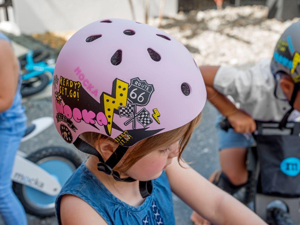 Kids Helmet - Pink