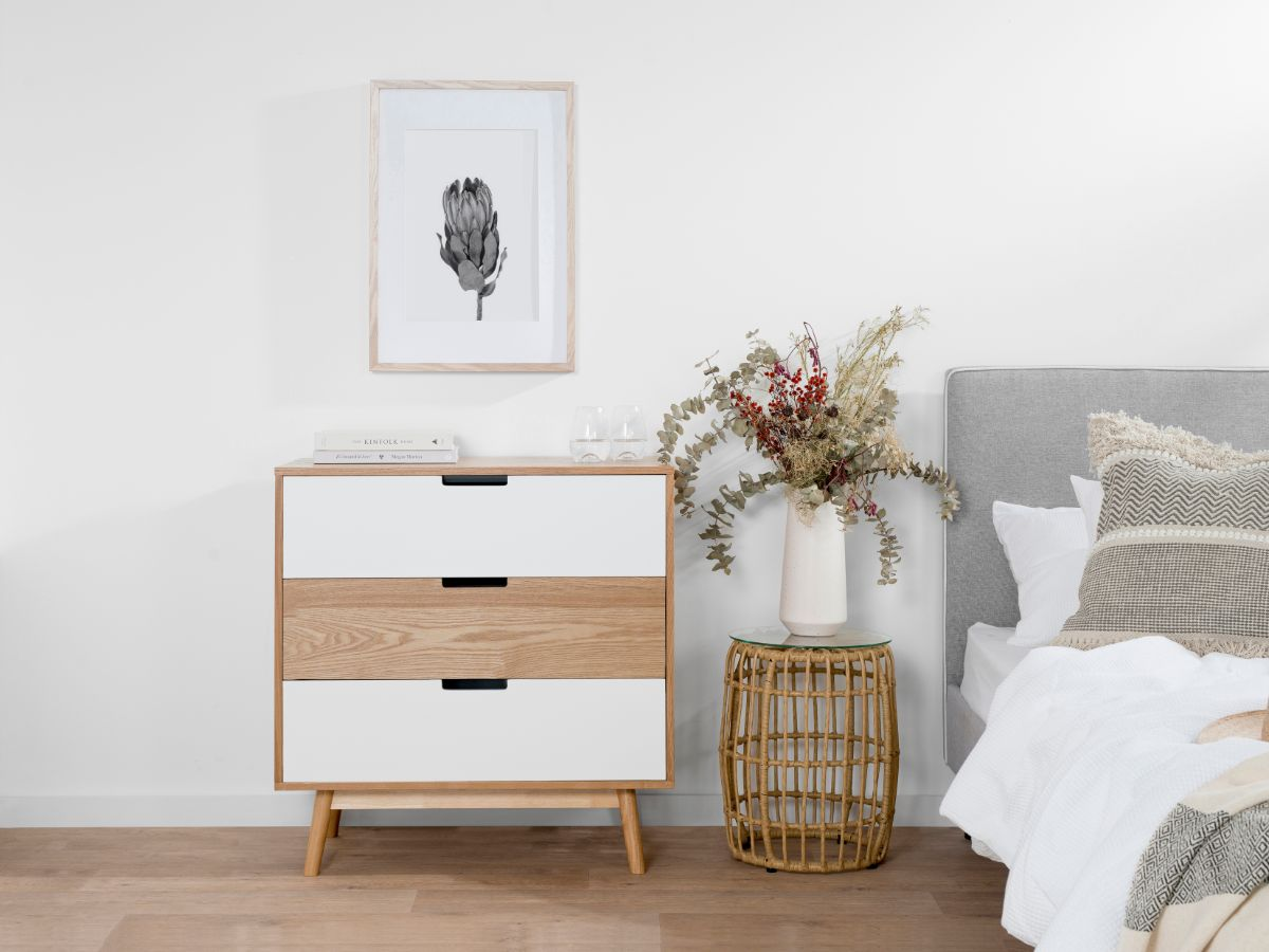 Marlow Three Drawer