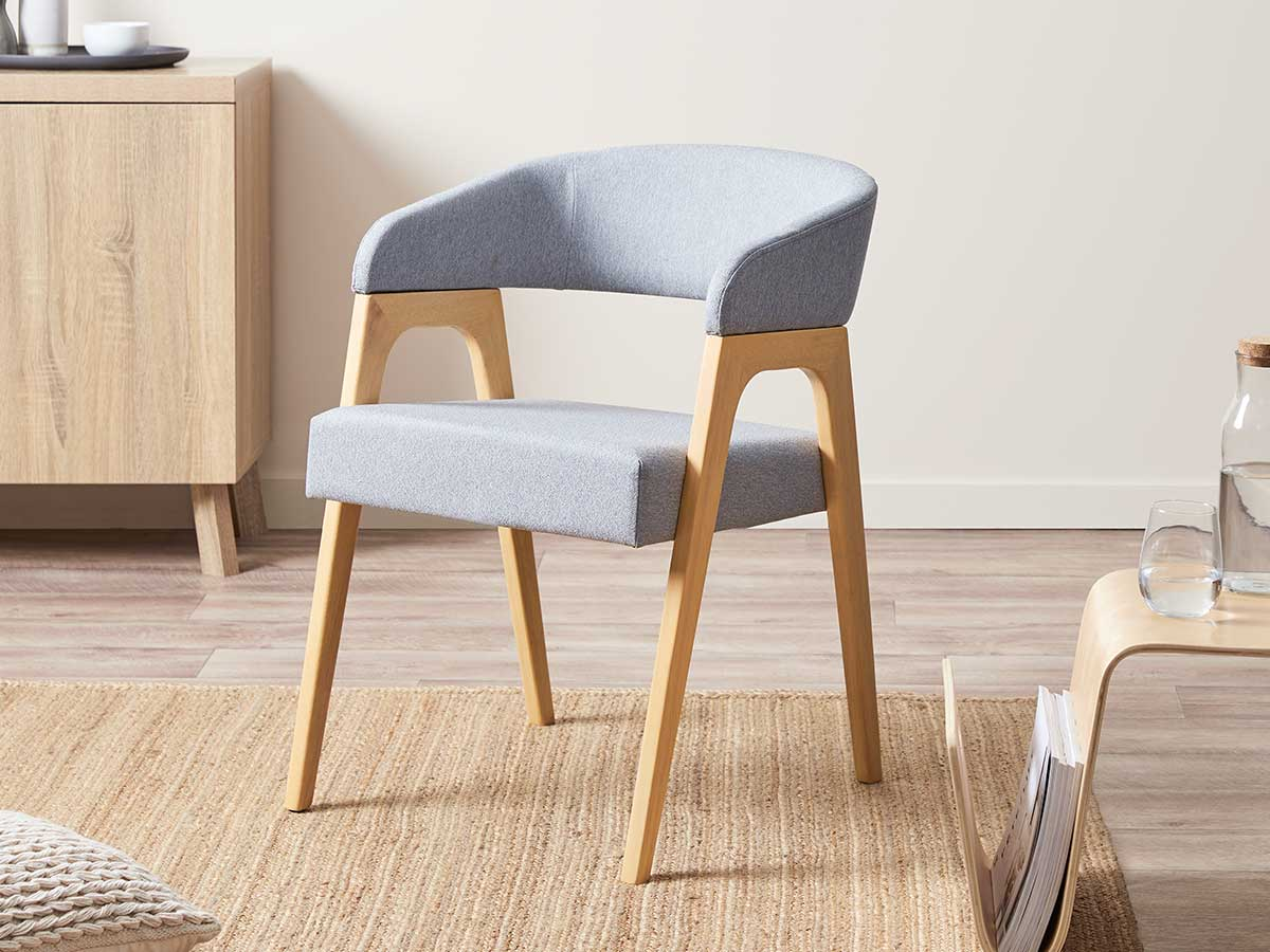 Livi Occasional Chair - Light Grey