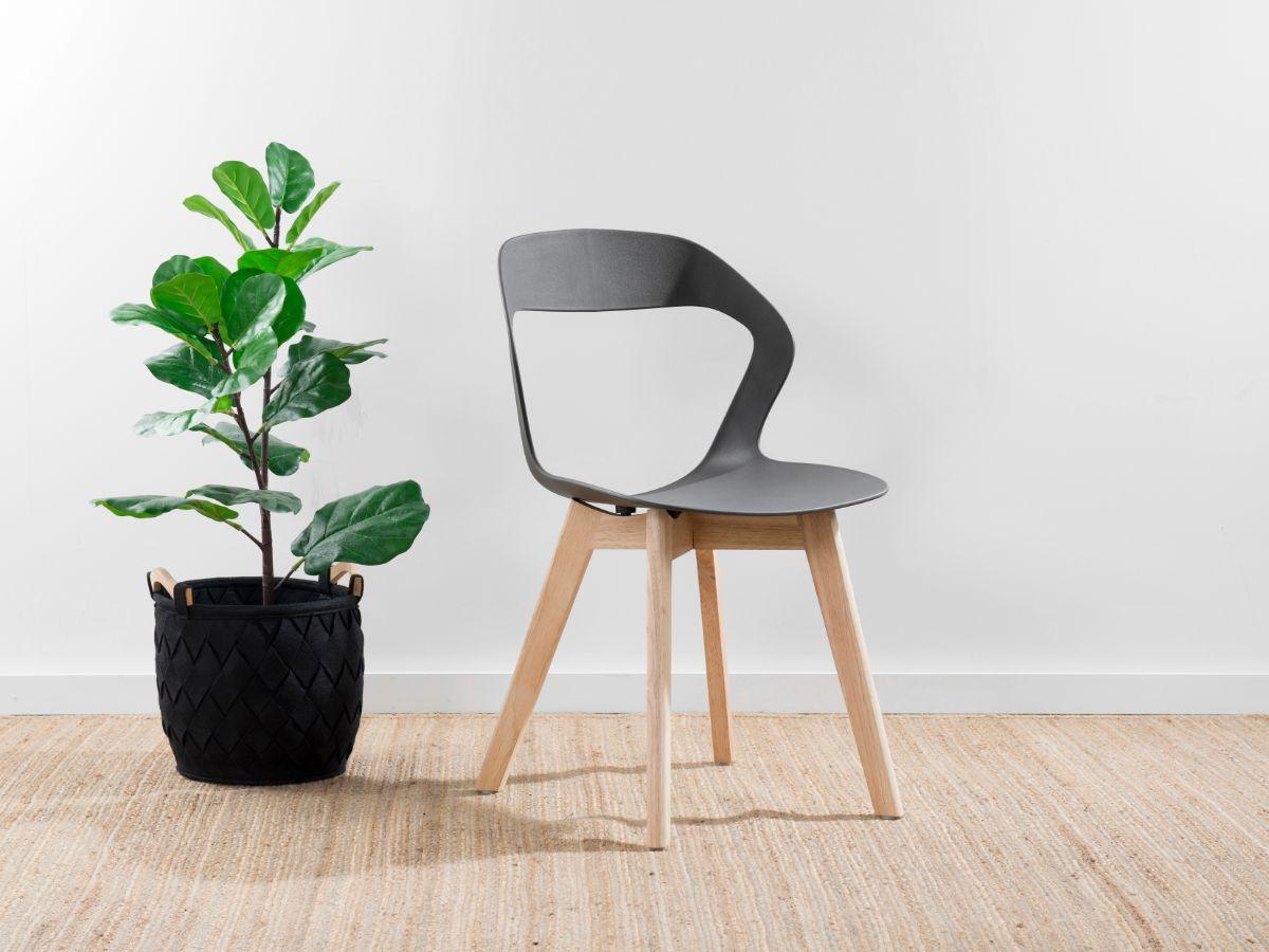 Jasper Dining Chair - Grey