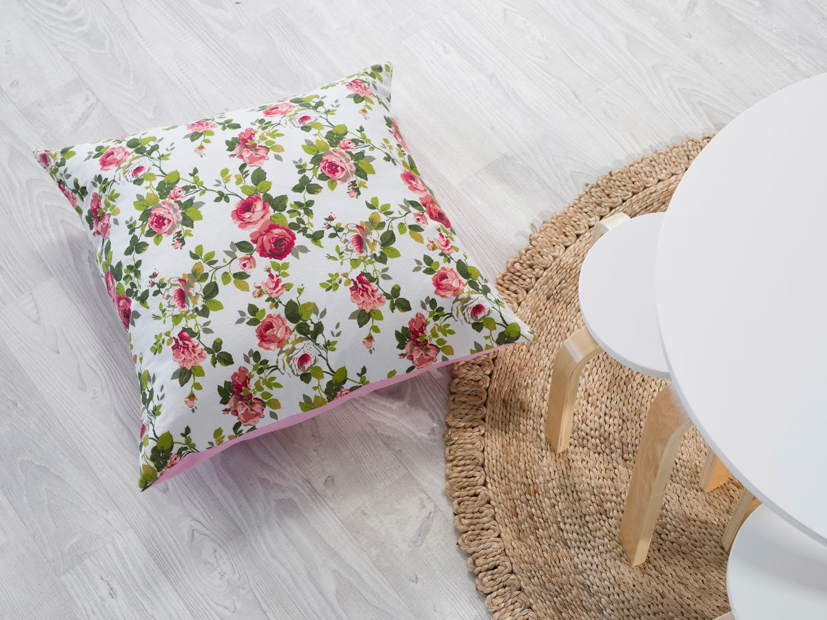 Henley Cushions - So Rosey