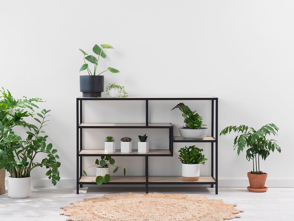 Milton 5 Shelf Plant Stand