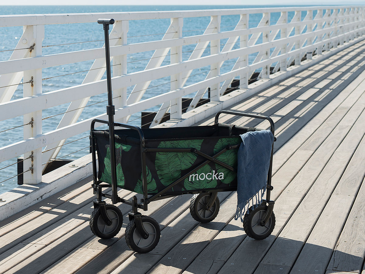 Mocka Beach Cart - Leaf