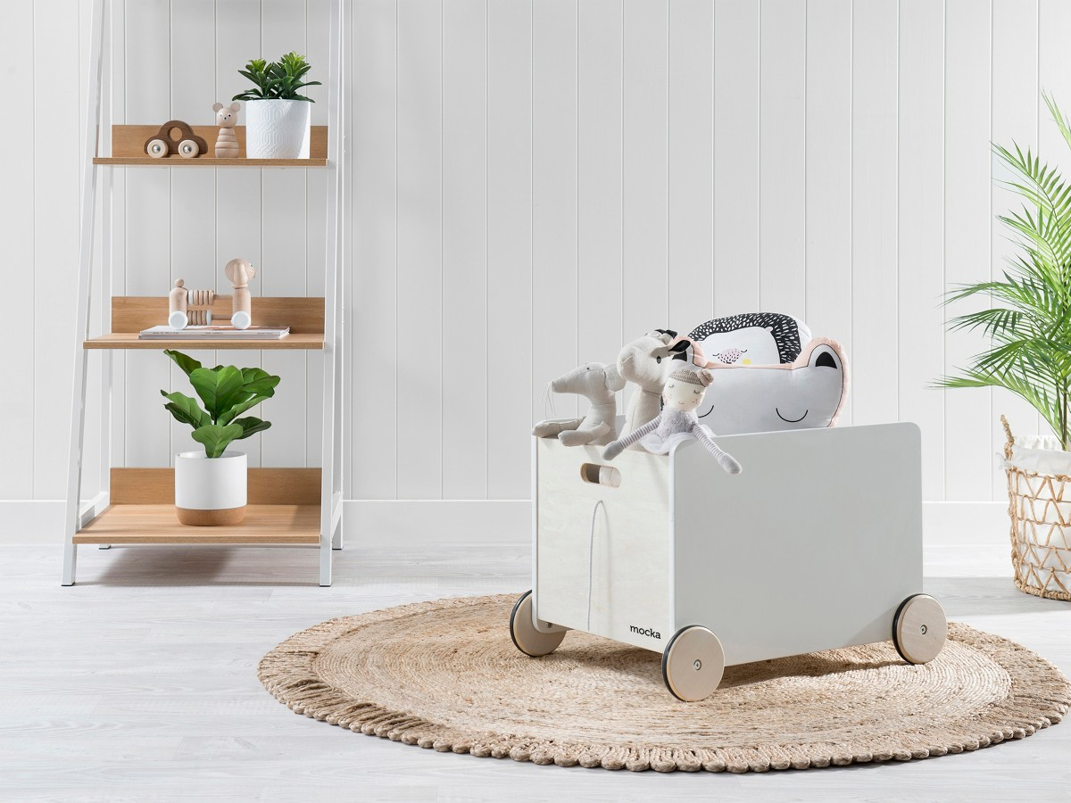 Mod Toy Cart