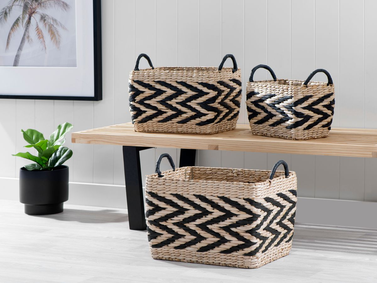 Malia Baskets - Set of 3
