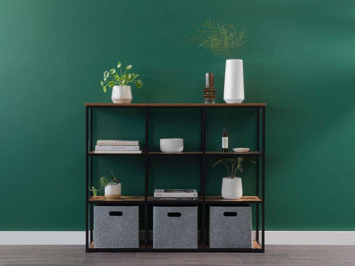 Dakota Nine Cube Shelf