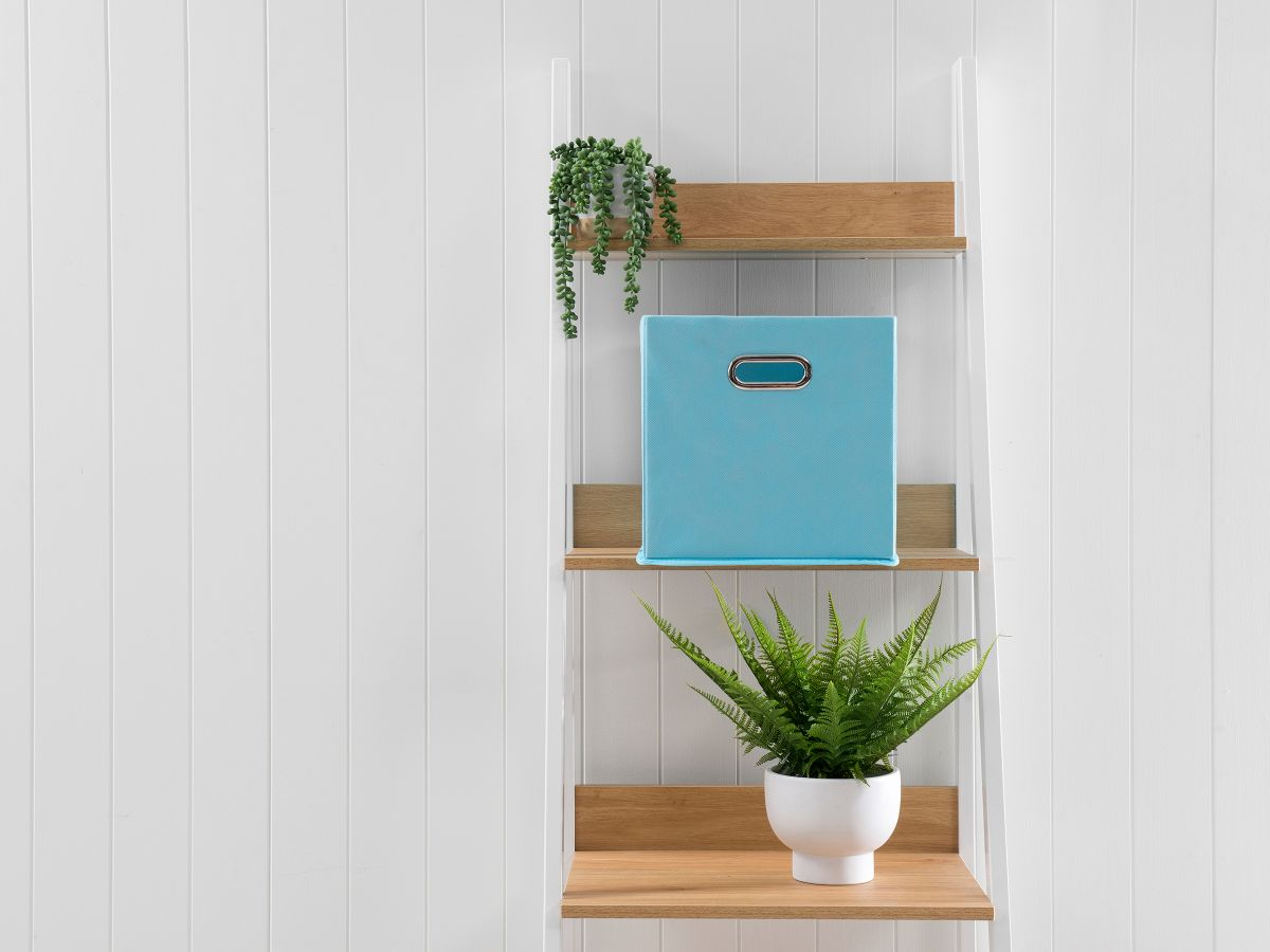 Storage Cube - Light Blue