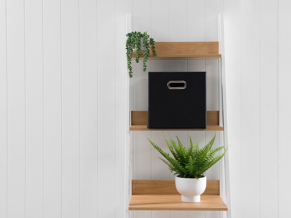 Storage Cubes - Black