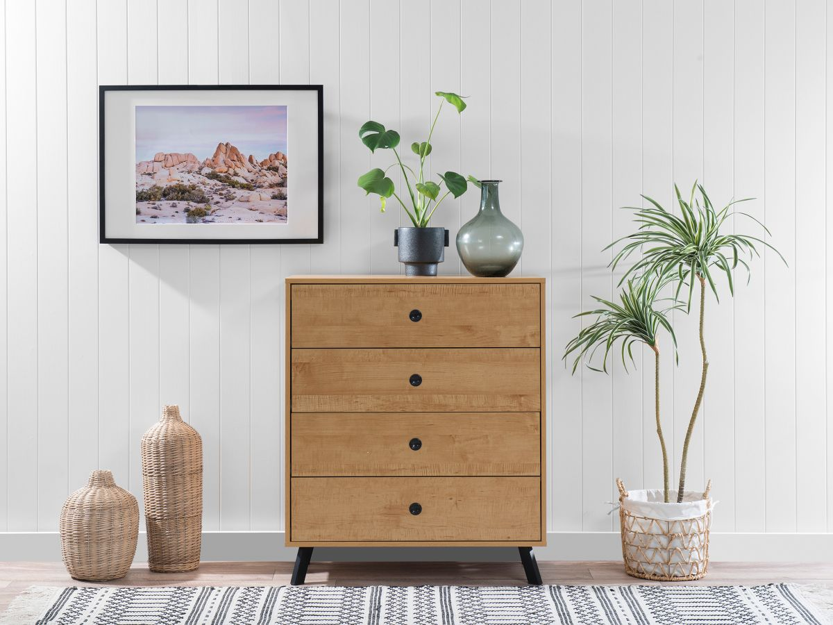 Kirra Four Drawer
