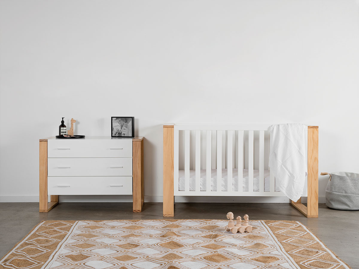 Boston Nursery Furniture Package