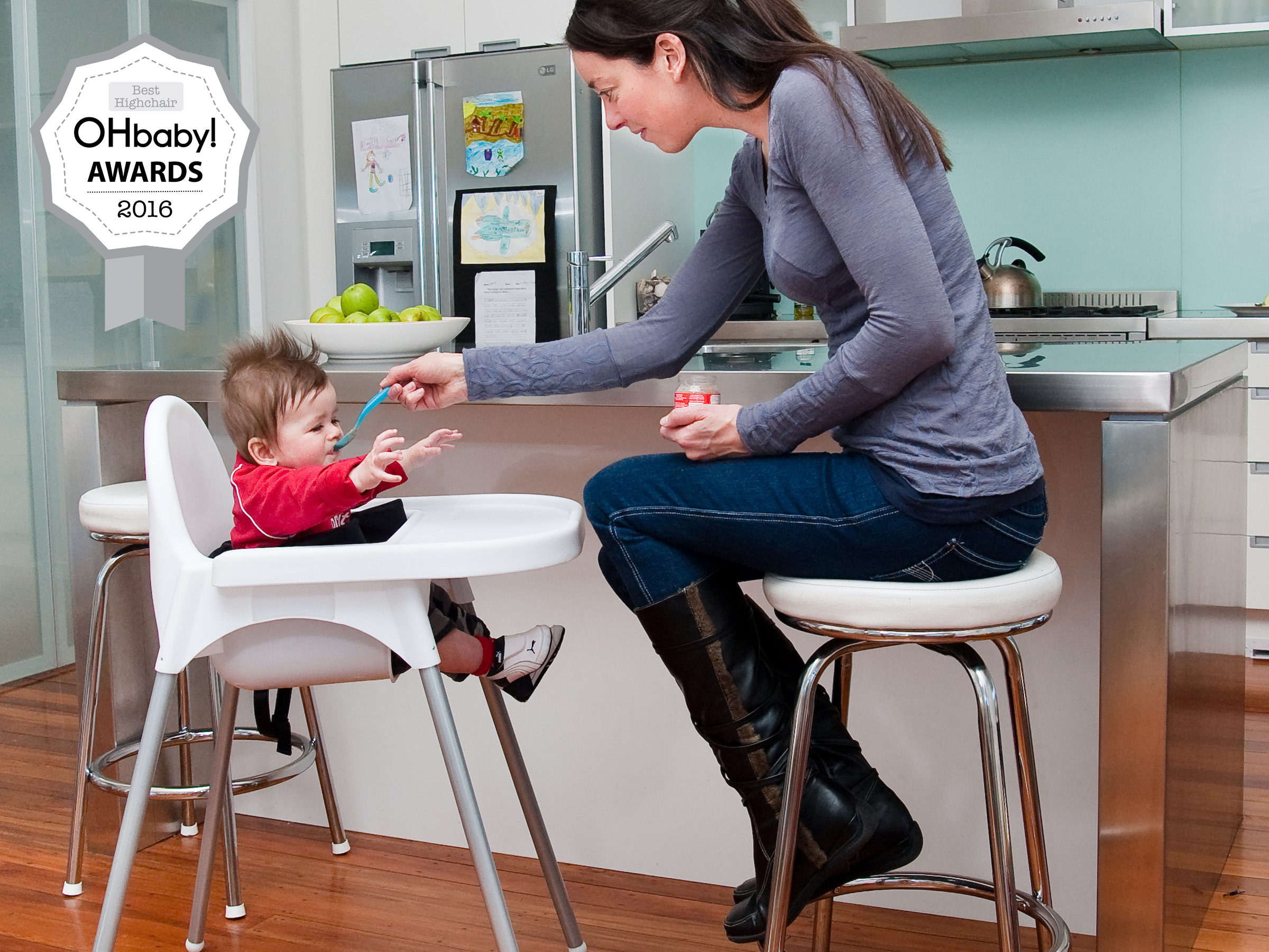 Designer Highchair Upgrade Package