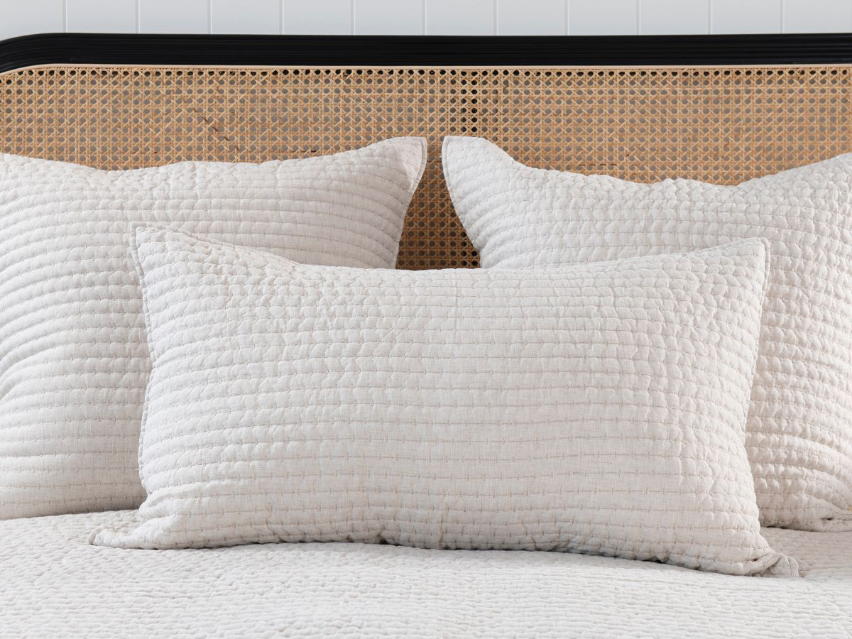 Neroli Standard Quilted Pillowcase