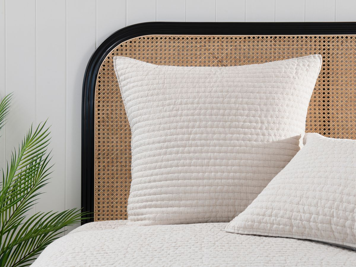 Neroli European Quilted Pillowcase