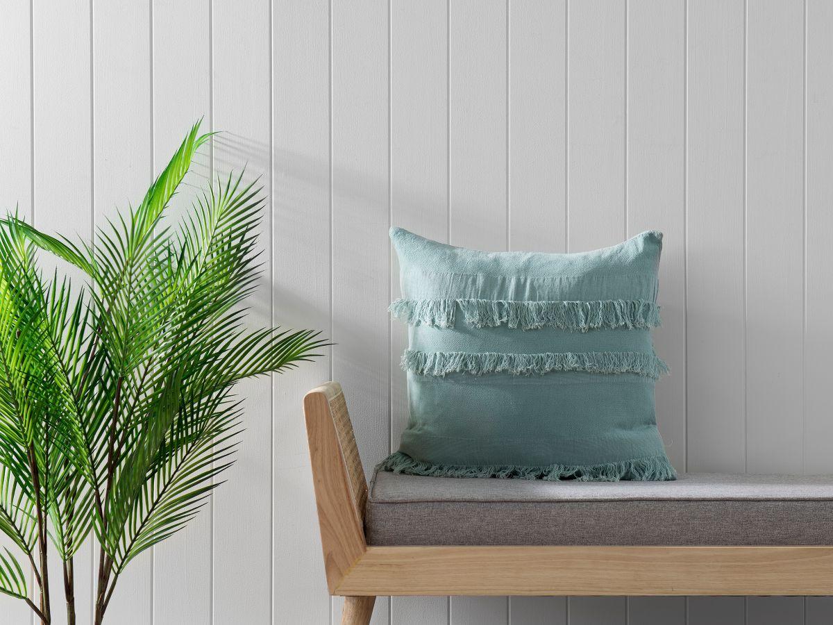 Isabella Cushion Cover - Sage Green