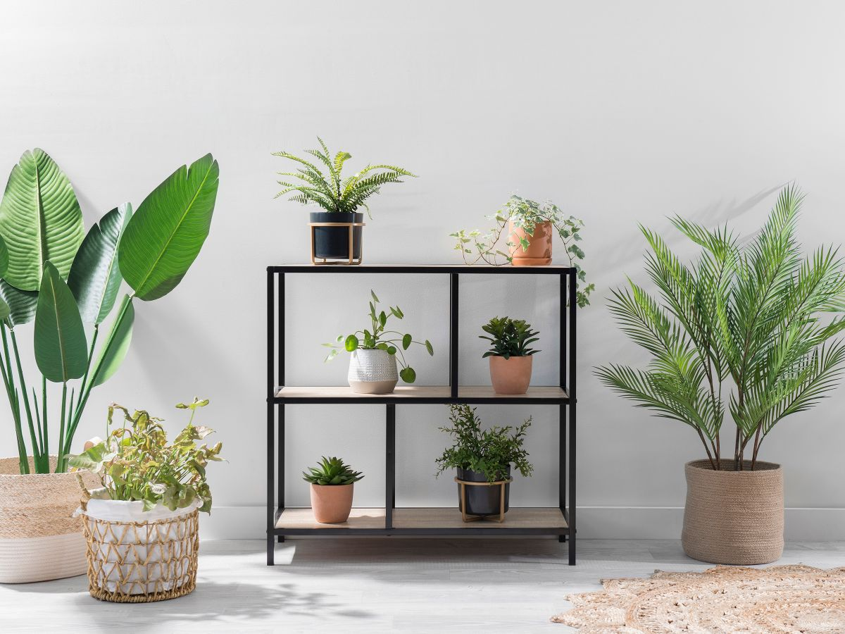 Milton Small Plant Stand