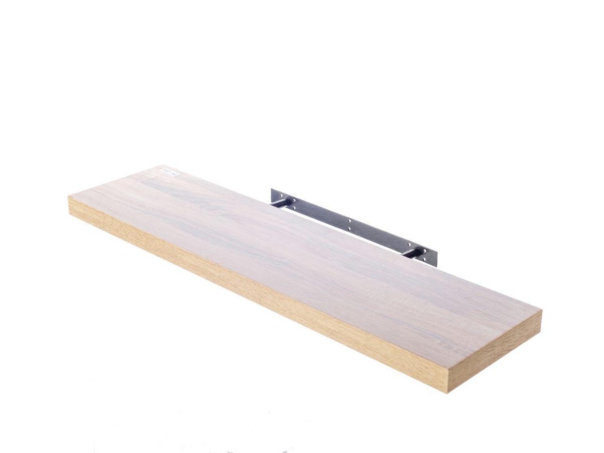 Floating Shelf - 90cm - Natural - SECONDS