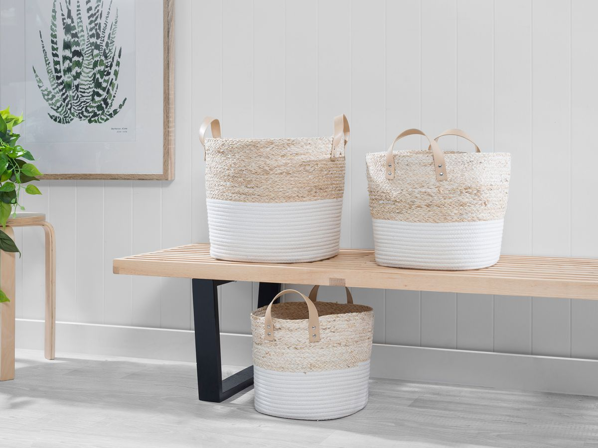 Alvin Basket - Set of 3